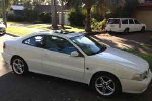 Volvo C70 Turbo 2 3 LT Engine Cheap Sports CAR in Sydney, NSW Photo