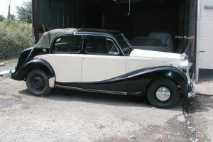 Wedding car austin sheerline 1951 see photo,s