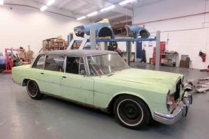 1966 Mercedes 600 Short Wheelbase - RHD