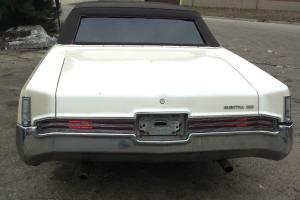 Classic 1970 Electra 225 mint condition inside -a good car for collectors