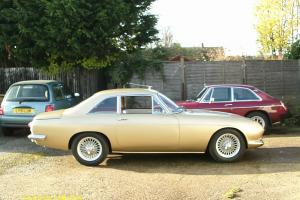 RELIANT SCIMITAR SE4 1966 IMACULATE CONDITION. NOT A PROJECT.