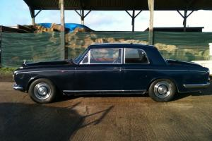1966 Rolls Royce JAMES YOUNG Silver Shadow 2 door ULTRA RARE ONLY 35 MADE