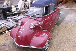 Messerschmitt Microcar Bubble Car Classic