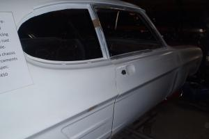 MK1 Capri shell non sunroof - all steel - very solid - race reshell