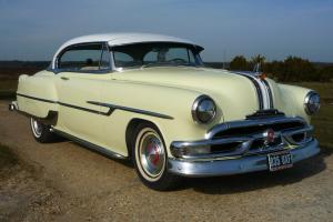 1953 Pontiac Custom Catalina Hardtop - Straight 8 - Auto - Chieftain