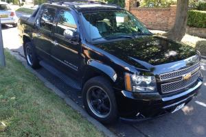 2007 CHEVROLET AVALANCHE latest shape American pick up