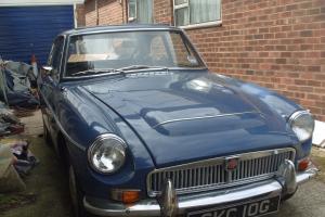 Rare 1969 MGC GT Automatic