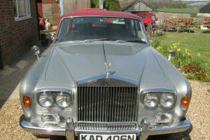 1975 ROLLS ROYCE SILVER  Photo