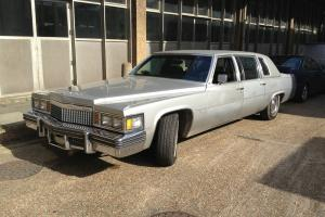 1979 CADILLAC factory limo pretty woman