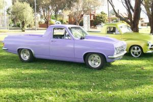 Holden HR UTE Drag Show Race Cruise 355 Tubbed Engineered NOT EH EJ HQ FJ HD HZ in Central West, NSW Photo