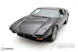 RARE Detomaso Pantera 351 400hp Cleveland ZF-5 Speed Holly 600 CFM Carb