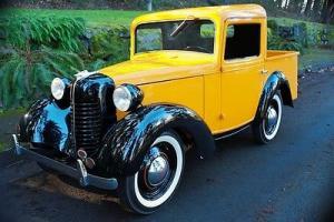 1940 American Bantam Pickup - Completely Restored, None Better