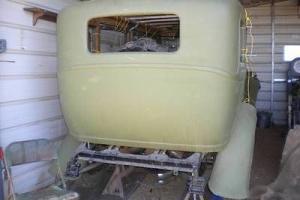 This 1931 Pierce-Arrow Model 43 4 door 7 passenger Sedan