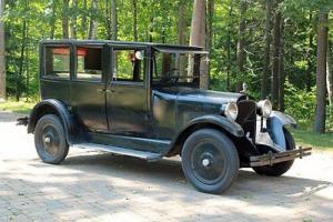 1924 dodge brothers type b sedan
