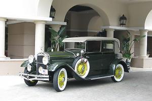 1929 Hudson Biddle & Smart Victoria