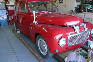 1966 VOLVO 544 COUPE PROJECT MOSTLY DONE YOU FINISH Photo