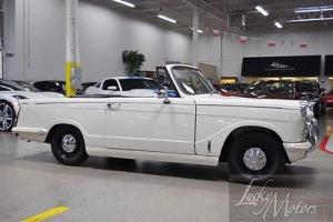 1965 Triumph Herald Convertible,