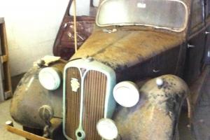 1939 Rover 12 P2 One Owner from New