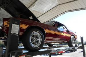 1969 FORD MUSTANG SHELBY GT350, HIGHLY DOCUMENTED, CONCOURSE RESTORED Photo