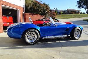 1967 Shelby Cobra AC Replica Right-hand steer