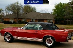 1968 Shelby GT500-KR Ford Mustang GT 500KR - Investment Grade - TRADES