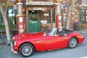 1963 AUSTIN  HEALEY 3000 MK2 BJ7 PERFECT STREET DRIVER RESTORATION Photo
