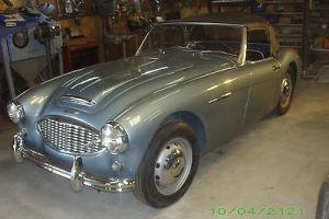 1960 Austin Healey 3000-HBT7L