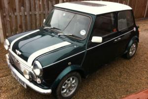 Classic Mini Cooper 1275 special edition