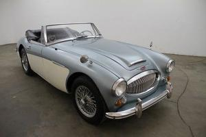 1967 Austin-Healey 3000 Mark III - BJ8,Healey bluevery nice weekend driver