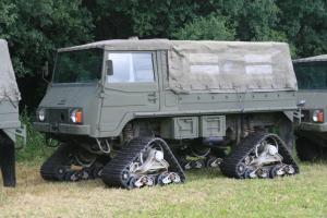 Pinzgauer 710M Swiss Army Military All Terrain Vehicle