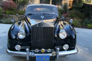1961 Bentley S2 / Rolls-Royce Photo