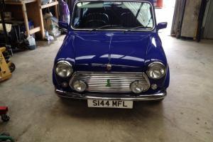 Rover mini  Paulsmithblue eBay Motors #390587680812