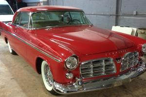 1956 Chrysler 300B Matching Number