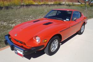 1977 DATSUN 280Z-ONE OWNER-GARAGED-EXC.COND-SERVICE RECORDS-TEXAS CAR,NO RESERVE Photo