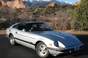 1983 Datsun 280ZX Turbo One Owner Very Low Mileage Beautiful Collector Quality! Photo