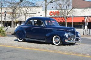 1940 MERCURY COUPE / CLASSIC ORIGINAL CAR / EXCELLENT CONDITION / SHOW QUALITY