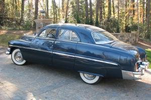 1951 Mercury Sports Sedan - Rust Free Oregon Car!!! - 2 owners - 17k miles!
