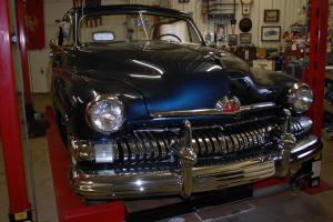 1951 Mercury Convertible, body off restoration in progress Photo