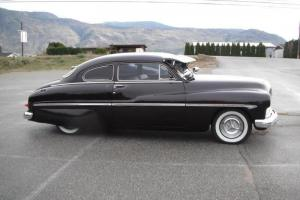 1950 MERC 2DR MILD TASTEFUL CUSTOM MERCURY  DRIVER !!!  MERCURY LEAD SLED HOT
