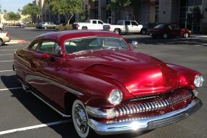 1951 Custom Mercury Coupe Photo