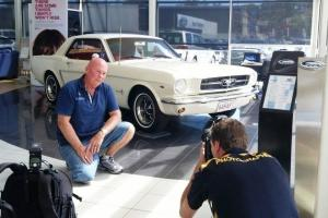 1964 1 2 Mustang Coupe V8 Currently Displayed AT Pacific Ford Maroochydore