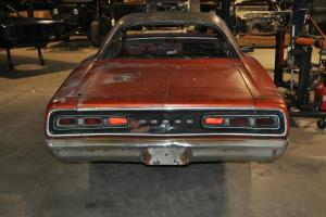 TRIUMPH GT6 MK III 1973 - EASY PROJECT