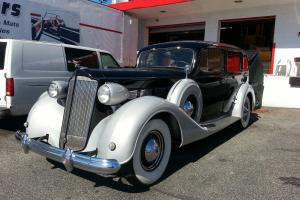 1937 Super 8 Limousine in Excellent Condition