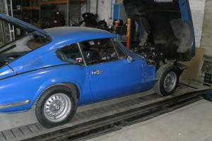 Triumph GT6 1972 tax exempt