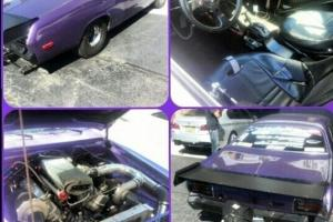 1973 Plymouth Duster Twin Turbo 1500 horsepower
