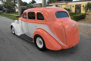 1936 PLYMOUTH SEDAN STREET ROD FULLY RESTORED A/C LOW RESERVE MAKE OFFER NOW!