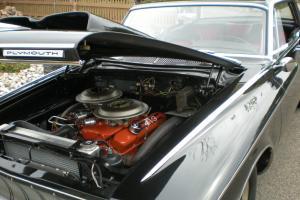 Original 1962 Plymouth Sport Fury 2 Door Hardtop 440. w/Push Button Transmission