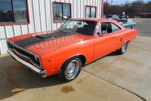 1970 Vitamin-C  440 Six Pack W/ Performance Hood Scoop & 4 Speed W/Pistol Grip
