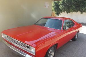 1974 Dodge Dart Sport Coupe 2-Door 5.2L