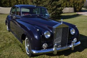 1960 Rolls Royce Long Wheelbase Silver Cloud 2  in excellent condition.